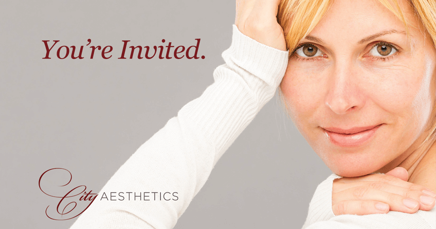 Your Invited – Injectable Filler & Botox Event