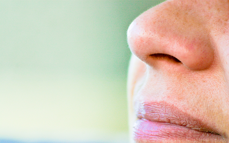 Side-profile-of-nose