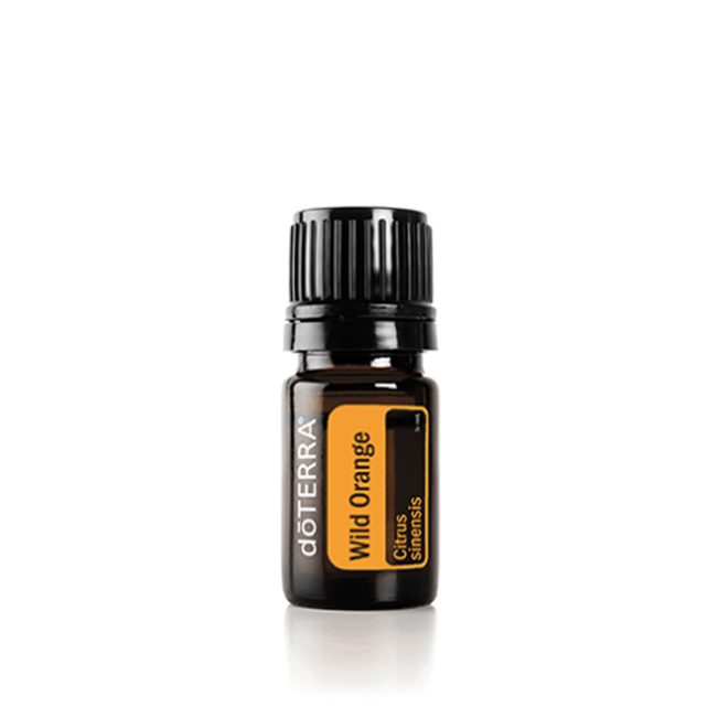 DōTERRA Wild Orange Essential Oil – Travel Size
