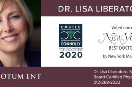 Dr. Lisa Liberatore Recognized As A Top Doctor By Castle Connolly